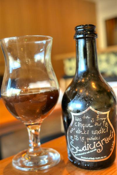 Birra Del Borgo Sedici Gradi