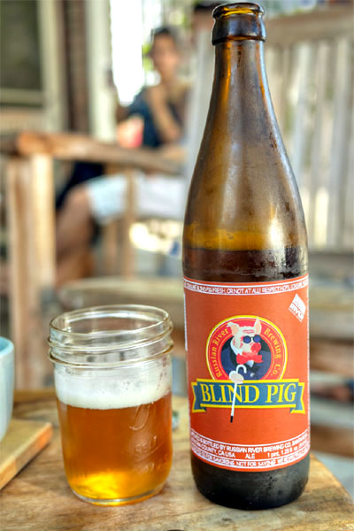 2014 Russian River Blind Pig IPA