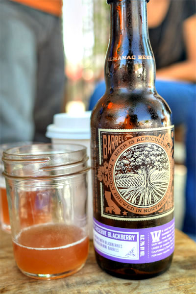 2014 Almanac Farmer's Reserve Blackberry