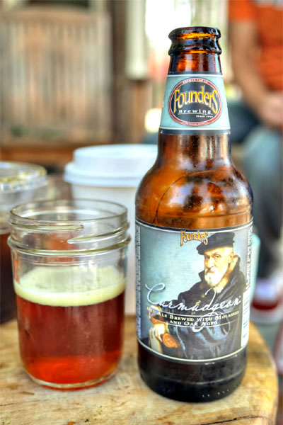 2014 Founders Curmudgeon