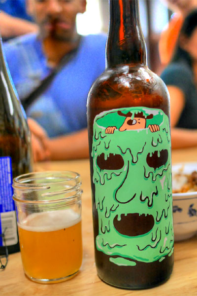 2014 Mikkeller Invasion Farmhouse IPA