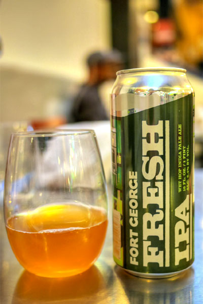 2014 Fort George Brewery Fresh IPA