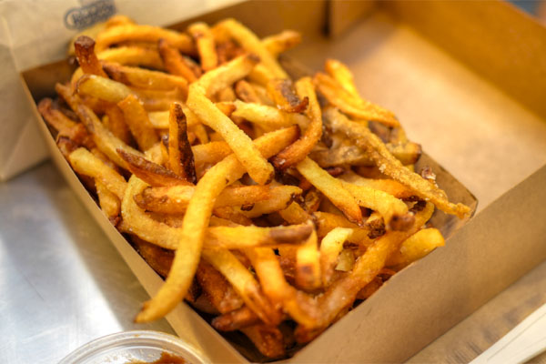 Beef Tallow Fries