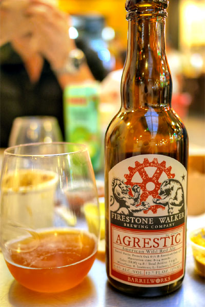 2014 Firestone Walker Agrestic