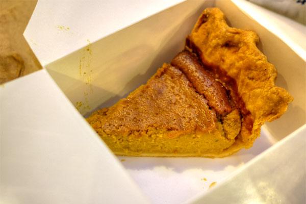 Gjusta Squash Pie