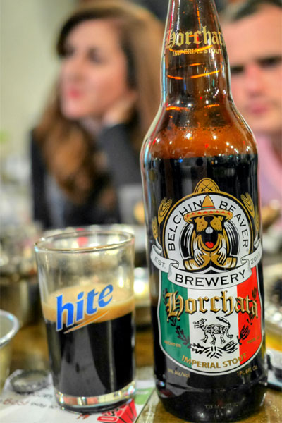 2014 Belching Beaver Horchata Imperial Stout