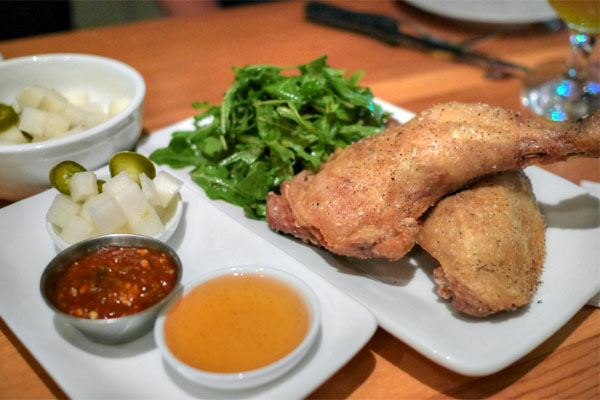 FRIED CHICKEN CONFIT