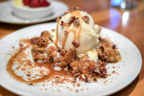 FIVE LECHES BREAD PUDDING