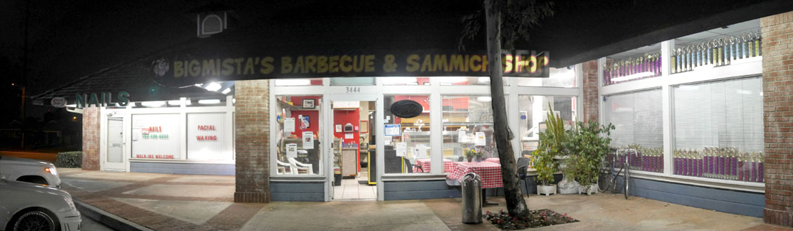 Bigmista's Barbecue & Sammich Shop