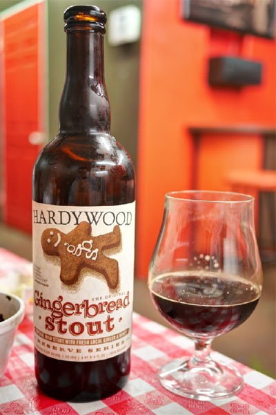 2014 Hardywood Gingerbread Stout