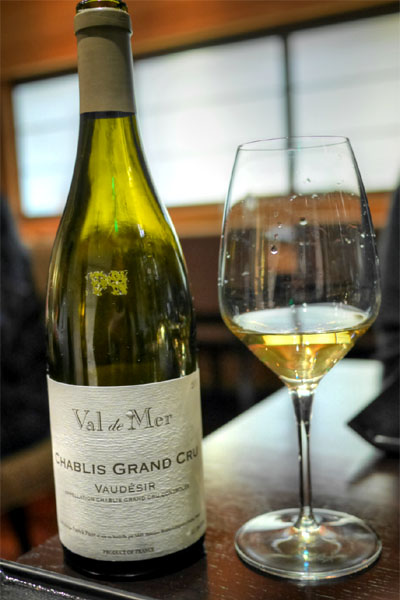 2011 Val de Mer Chablis Grand Cru Vaudésir