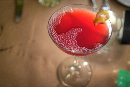 Inniskillin Icewine Martini