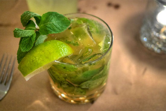 Authentic Cuban Mojito