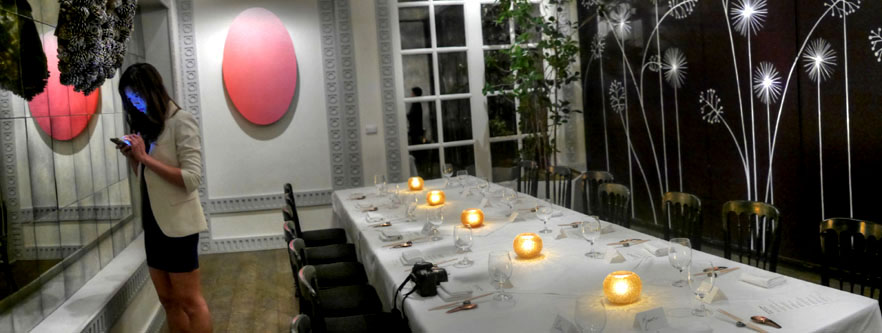 Spago Private Dining Room #1