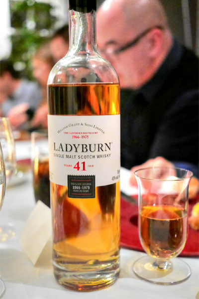 Ladyburn 41 Year Old Scotch Whisky