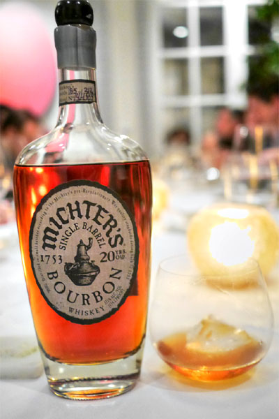 Michter's 20 Year Old Single Barrel Bourbon Whiskey