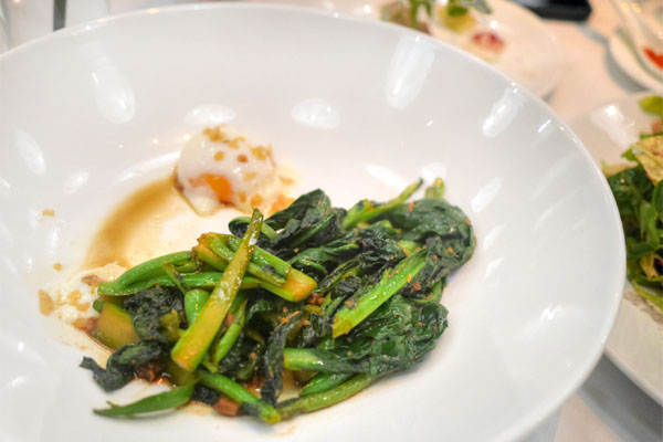 Stir Fried Chinese Broccoli