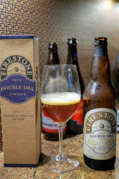 2014 Firestone Walker Double DBA