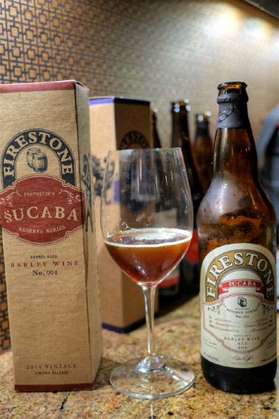 2014 Firestone Walker Sucaba