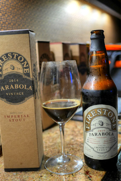 2014 Firestone Walker Parabola