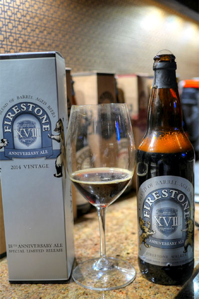 2014 Firestone Walker XVIII