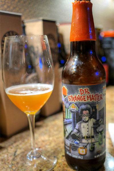 2014 Bottle Logic Dr. Strangematter