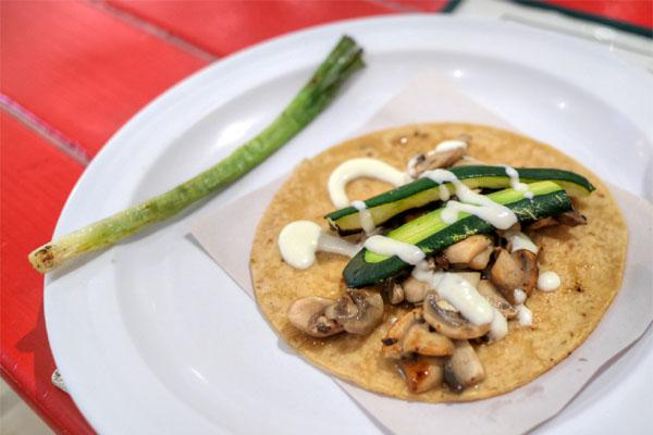 Mexicali Taco (Veggie)