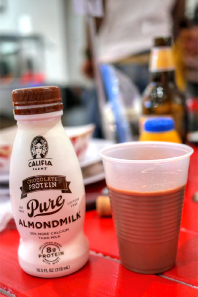 Califia Farms Chocolate Protein Almondmilk