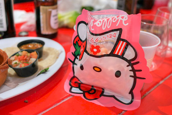 Morinaga Hello Kitty Kawaii Cookies