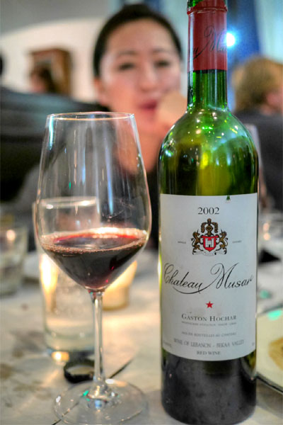 2002 Chateau Musar