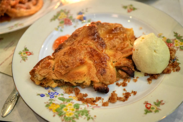 Apple & Pear Galette