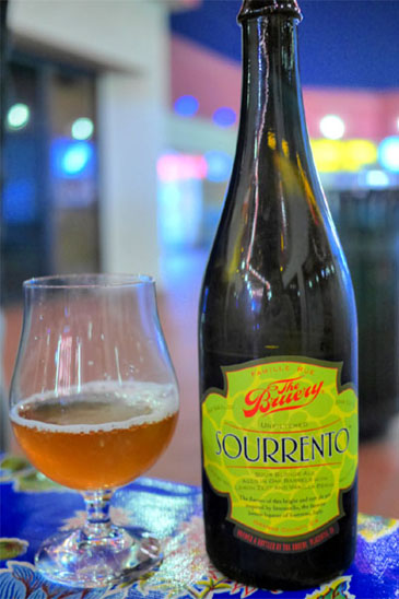 2014 The Bruery Sourrento
