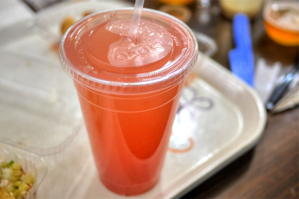 Agua Fresca (Watermelon with Mint)