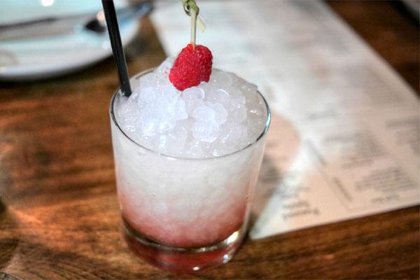 Gin Fix (raspberry)