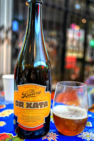 2015 The Bruery Or Xata