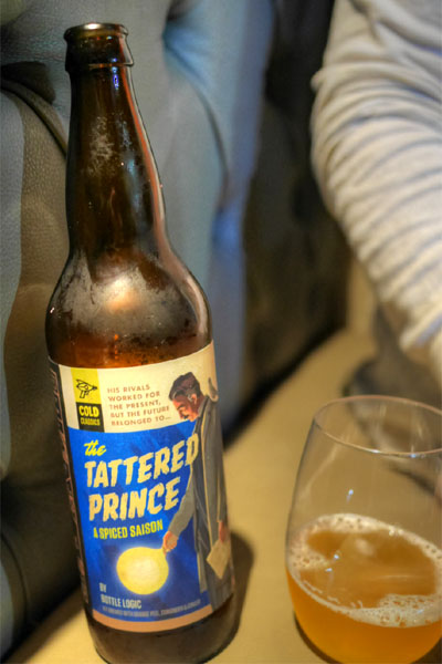 2015 Bottle Logic Tattered Prince