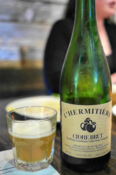 Cidrerie Traditionnelle du Perche L'Hermitière Cidre Brut