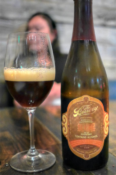 2014 The Bruery Tawny Port Barrel Aged Sucre