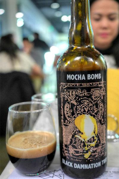 2012 De Struise Black Damnation II - Mocha Bomb