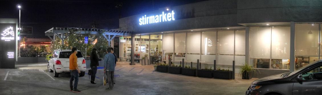 Stir Market Exterior
