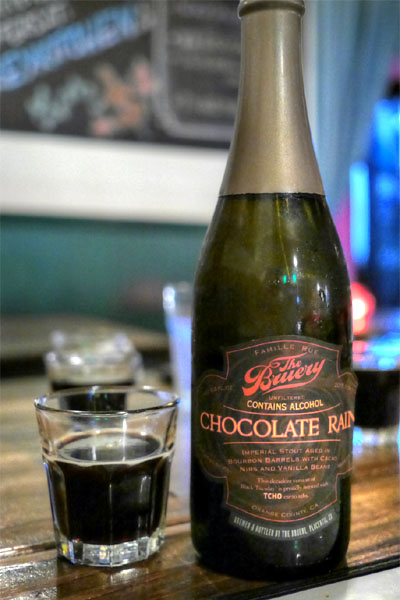 2015 The Bruery Chocolate Rain