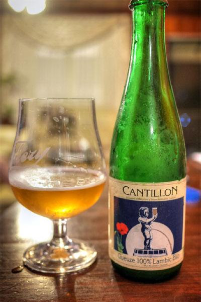 Cantillon Gueuze 100% Lambic-Bio