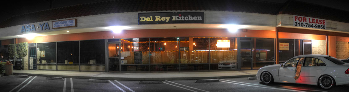 Del Rey Kitchen Exterior