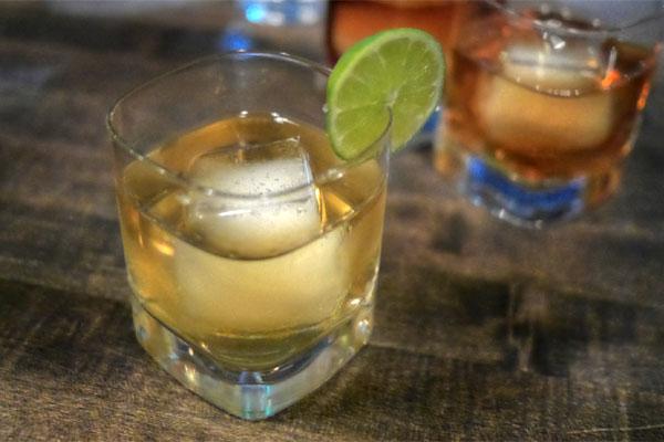 Barrel Aged Gin & Sage