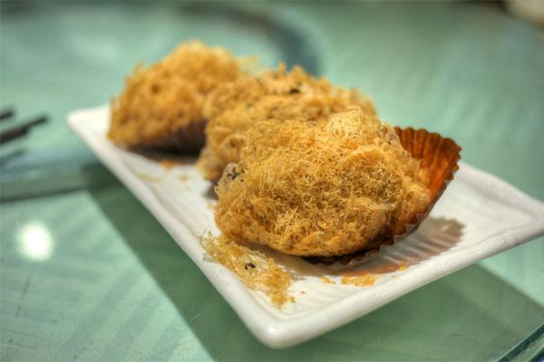 Deep Fried Taro Puff