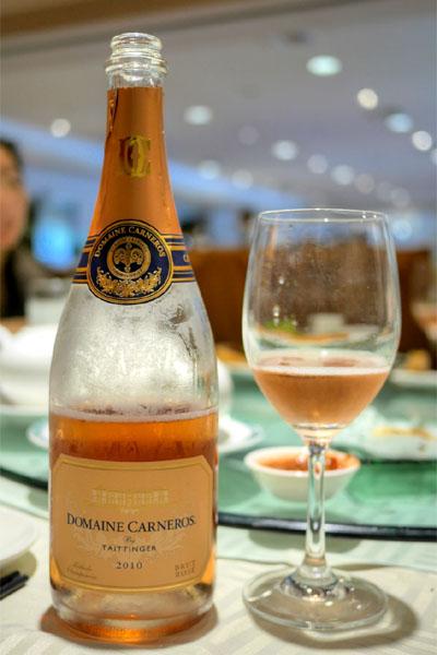 2010 Domaine Carneros Brut Rosé