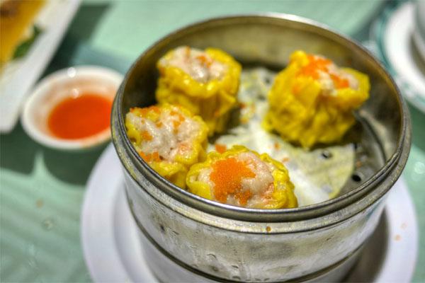 Shrimp & Pork Dumpling