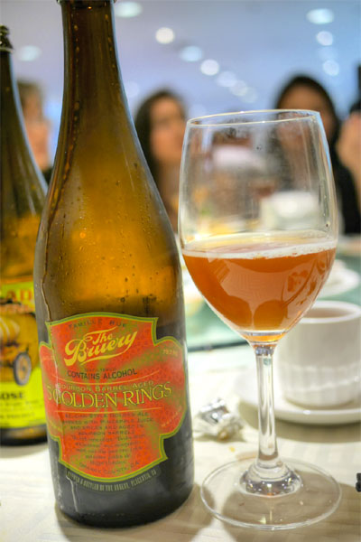 2012 The Bruery Bourbon Barrel Aged 5 Golden Rings