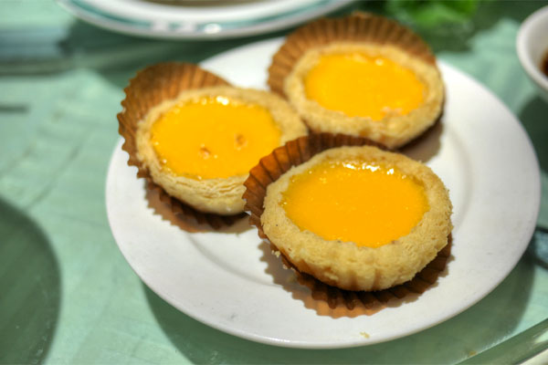 King Hua Egg Custard
