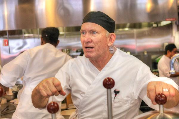 Chef Mark Peel